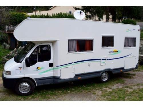 Camping-car Chausson Welcome 5