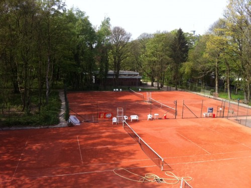 STAGE DE TENNIS A BONSECOURS