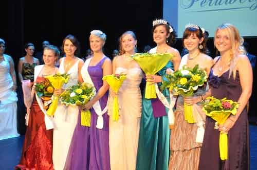 Election de Miss Péruwelz 2013