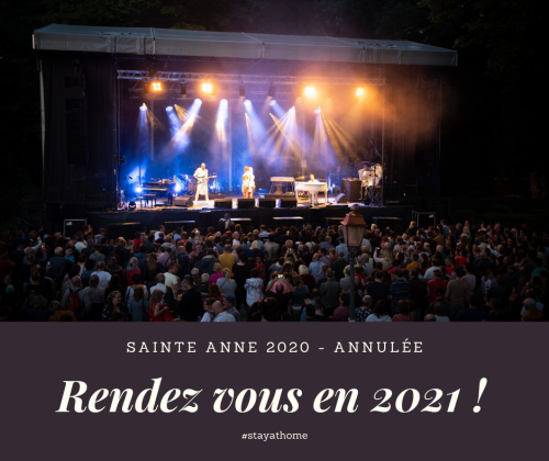 Annulation de la Sainte-Anne
