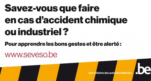 Seveso: campagne d'information